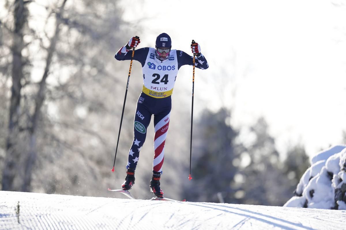 Period One World Cup Team for U.S. Ski Team