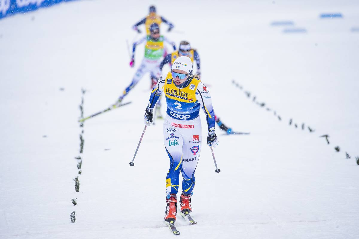 Sweden's Svahn and Two Finnish Athletes Cleared to Race Friday (Updated)