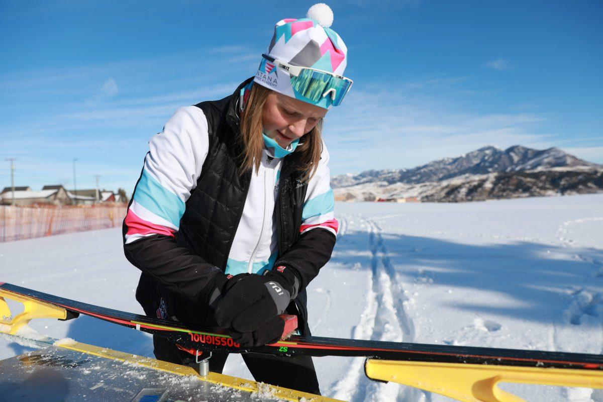 Ski Tuning Basics: Glide Zones