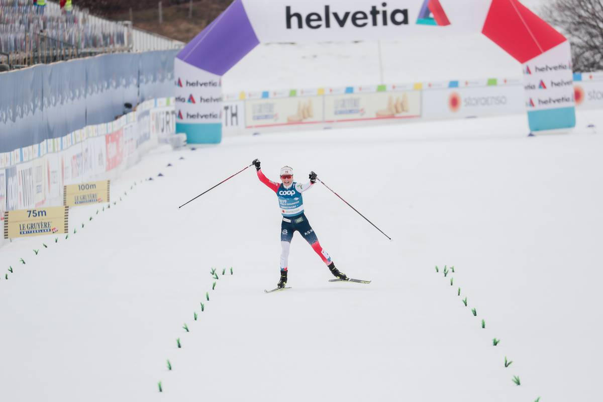 The Devon Kershaw Show: The 2021 World Championship Skiathlon with the Boss – Kristin Størmer Steira