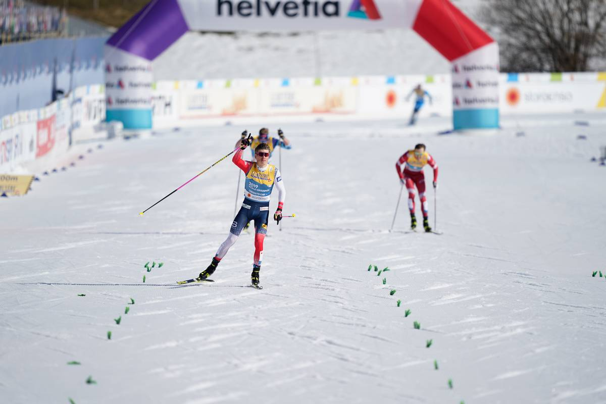 Norway Speeds Ahead for Men's Team Sprint Gold, Canada's Cyr and Ritchie 7th Overall