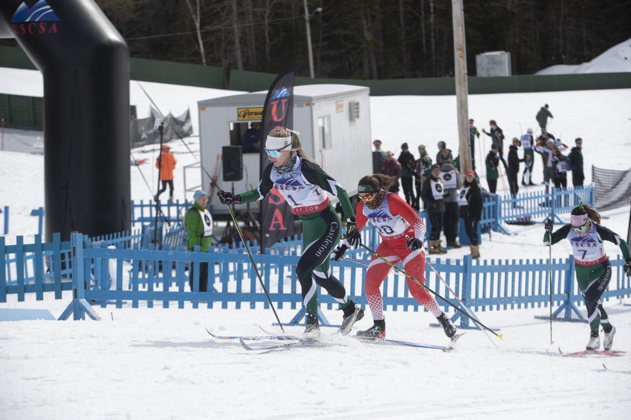 Castleton University - ski team