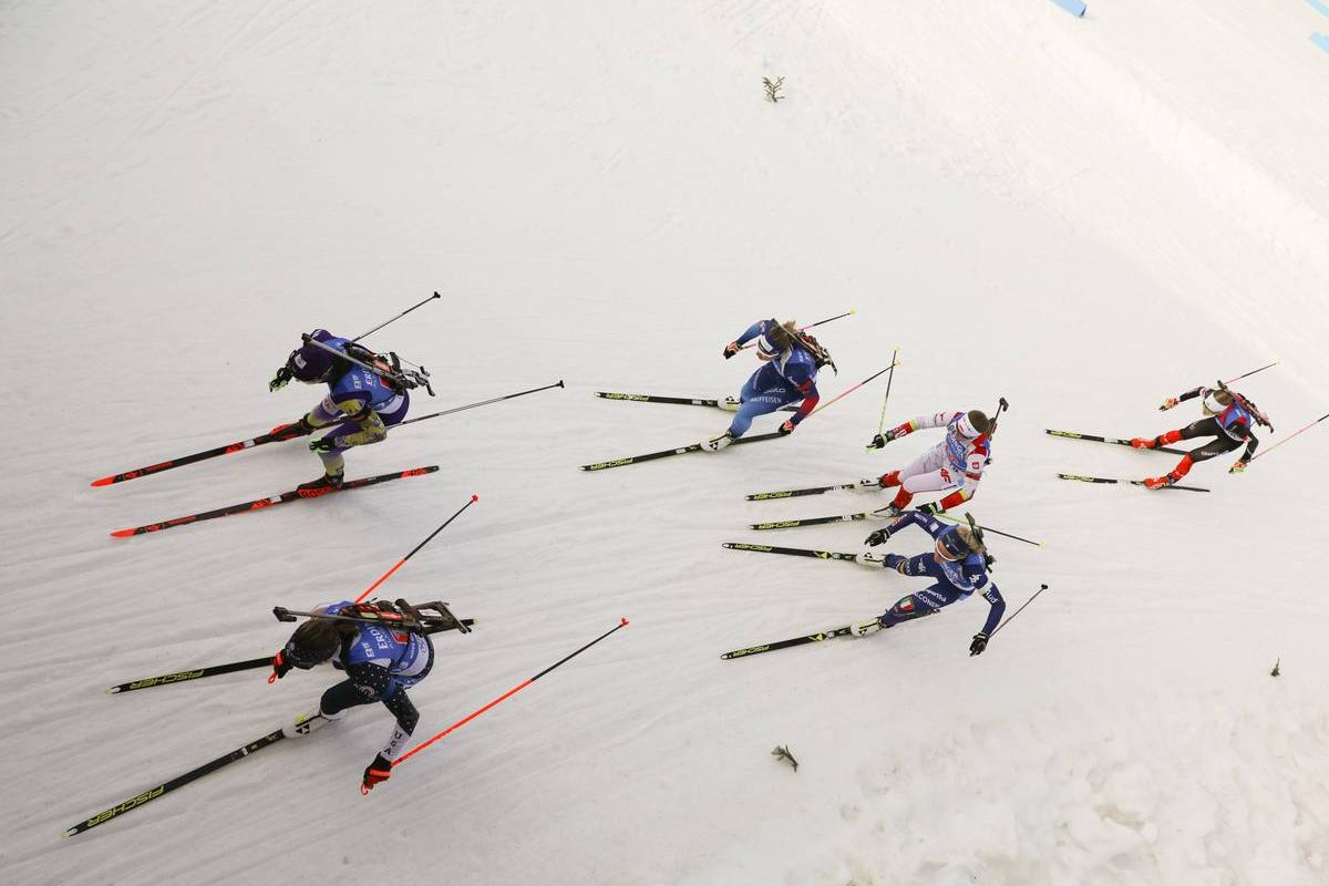 U.S. Women's Biathlon Races to Best Relay Finish Since 1994 (USBA Press Release)