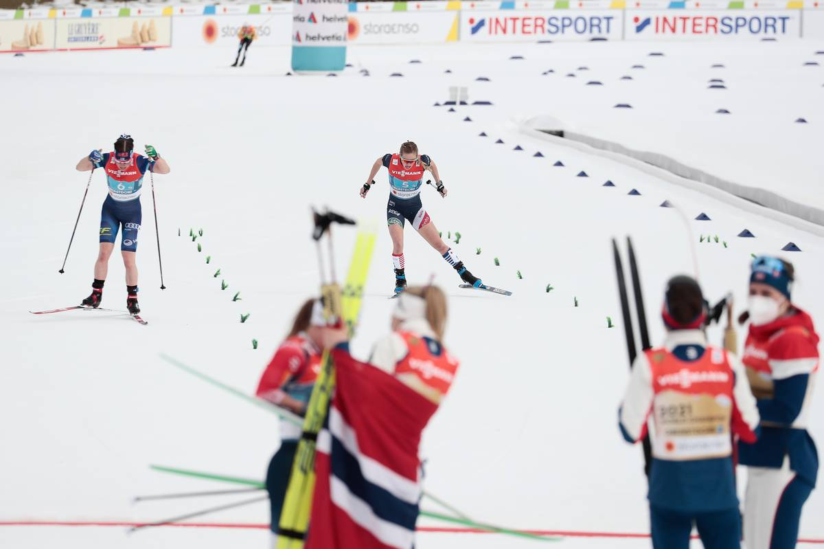 The Devon Kershaw Show: 2021 World Championship 4 x 5 k Relay – A Nail Biter for Bronze