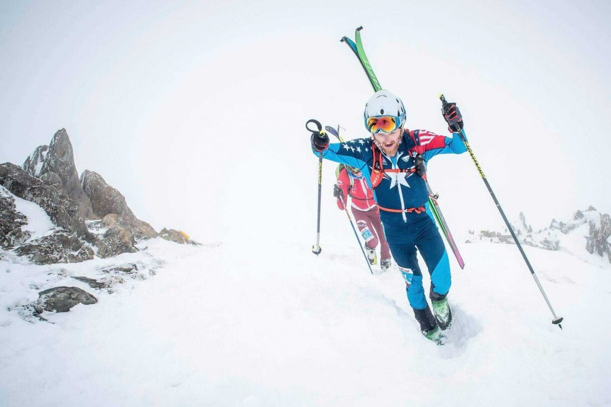 Nordic Nation: Intentional Versatility in the Masters Athlete Lifestyle with Elite Ski Mountaineering Athlete Cam Smith