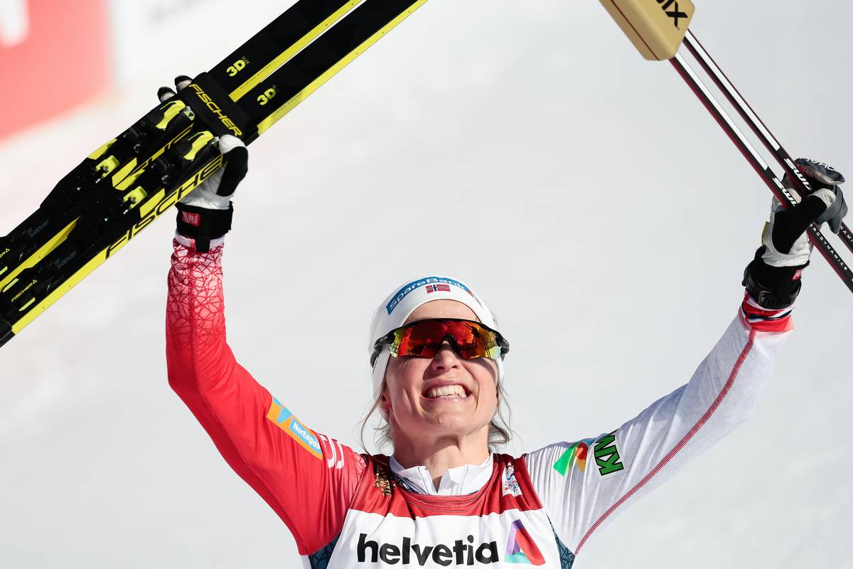 Fischer Shows Dominance at Cross-Country and Biathlon World Championships