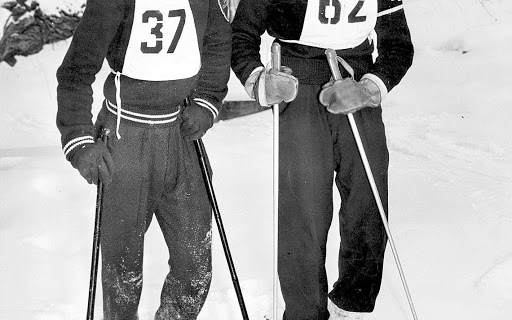 Olympic Skier Hovland Dead at 94