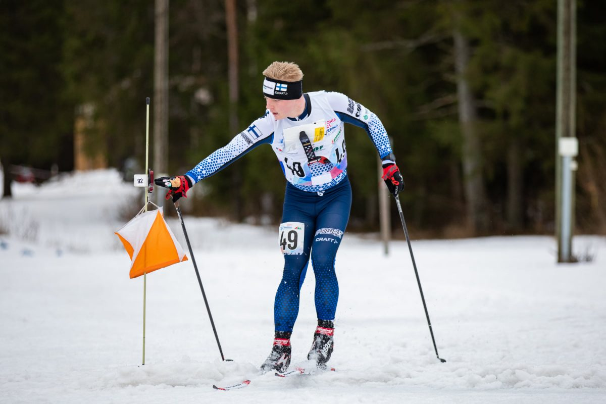 Point to Point: The Basics of Ski Orienteering
