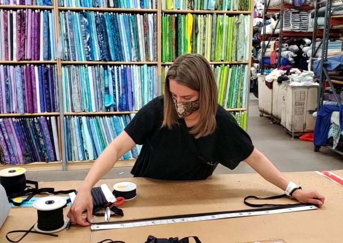 Stitch by Stitch: Skier Abby Drach Finds a Calling and Establishes her Brand