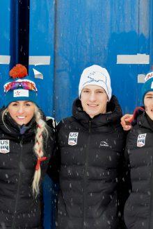 Anderson, Heimdal Join Davis U.S. Cross Country Team Staff (Press Release)