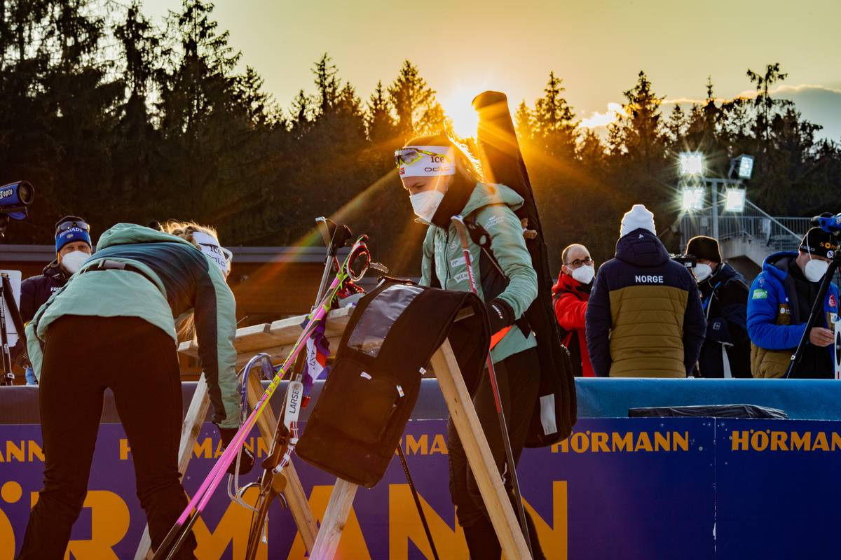 IBU Bans Some Fluorinated Products for the 2021-2022 Season