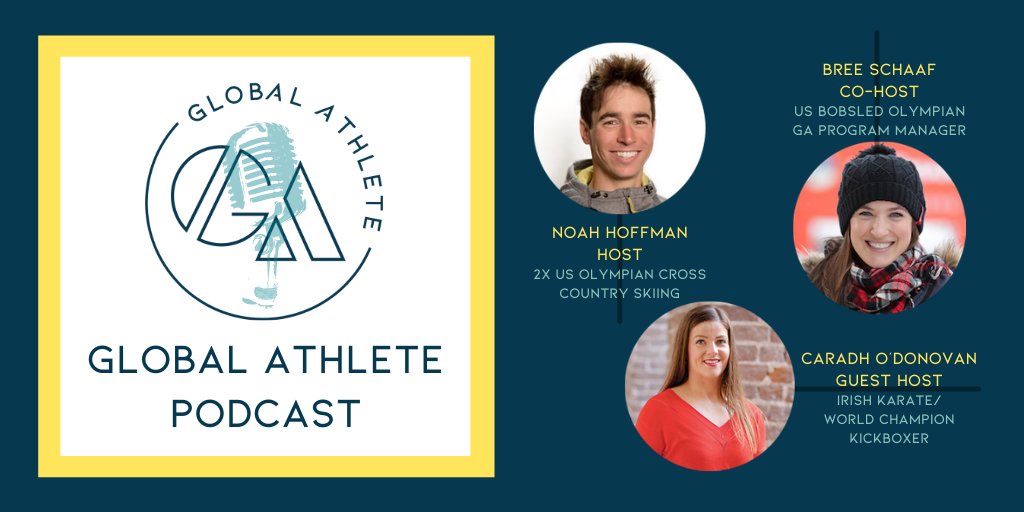 Global Athlete Announces New Podcast (Press Release)