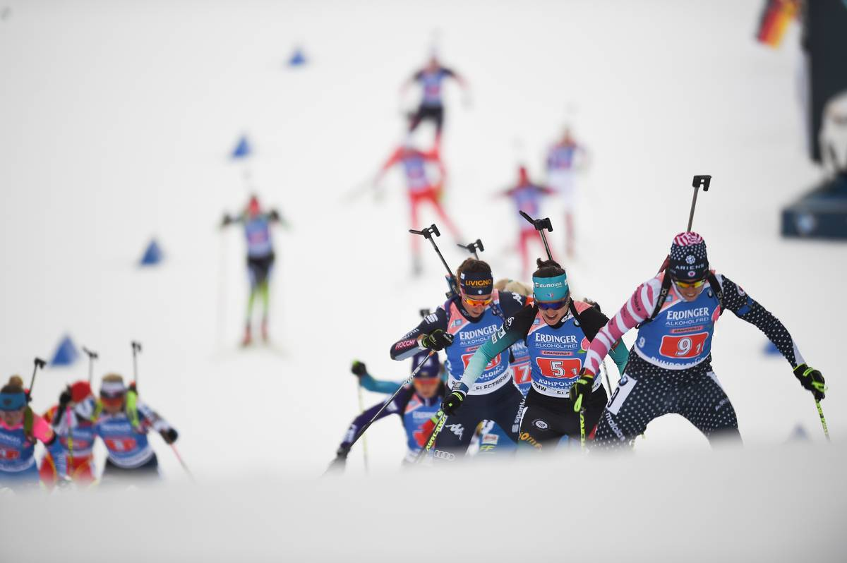 Building a betting strategy for ski racing