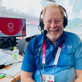 A Glimpse Inside the Tokyo Olympic Bubble with Peter Graves