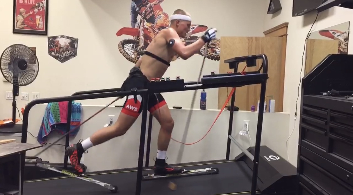 Dialing in Performance Fueling: Gus Schumacher Explores Continuous Glucose Monitoring