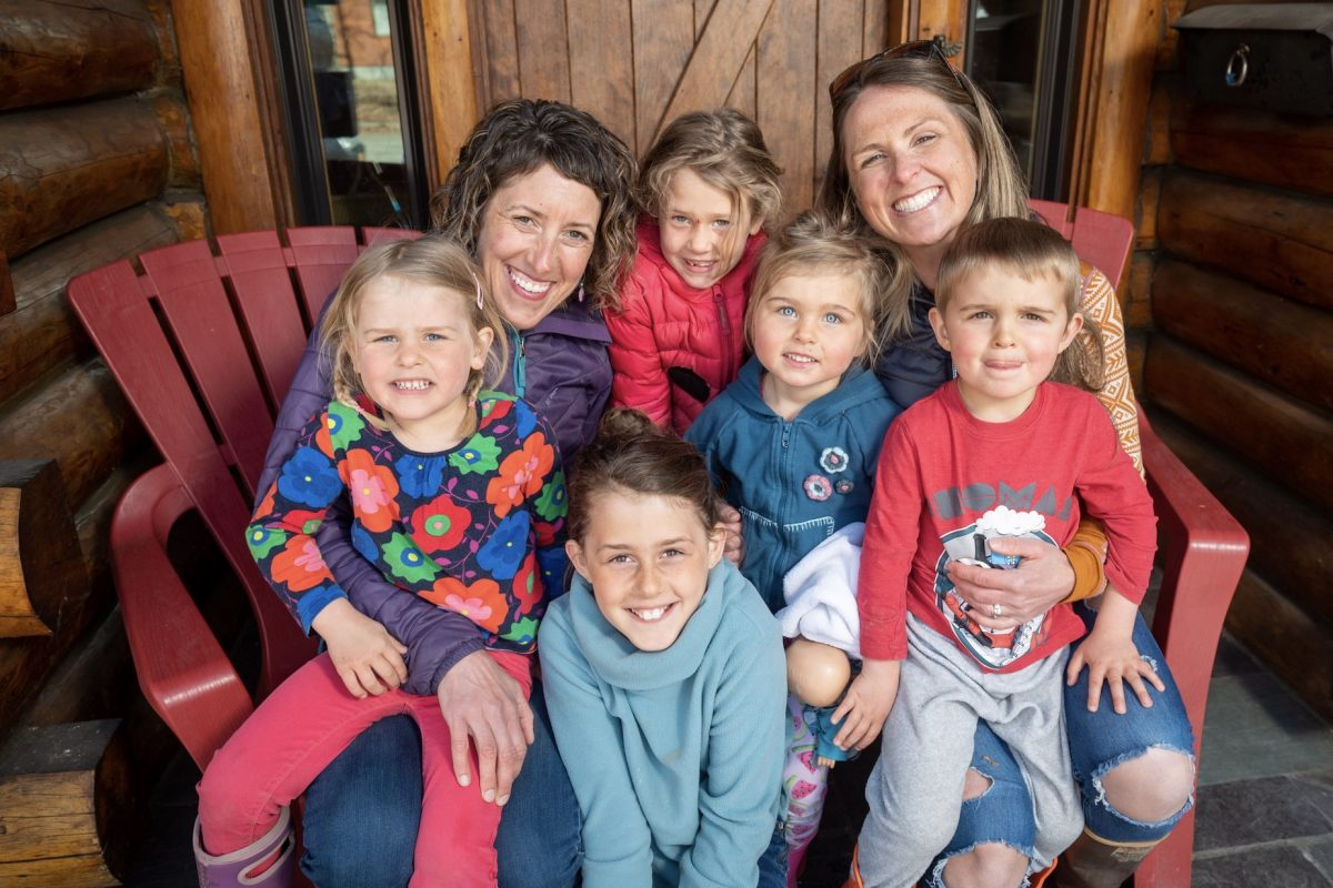 Nordic Nation: Moms Matter Now with Holly Brooks and Calisa Kastning