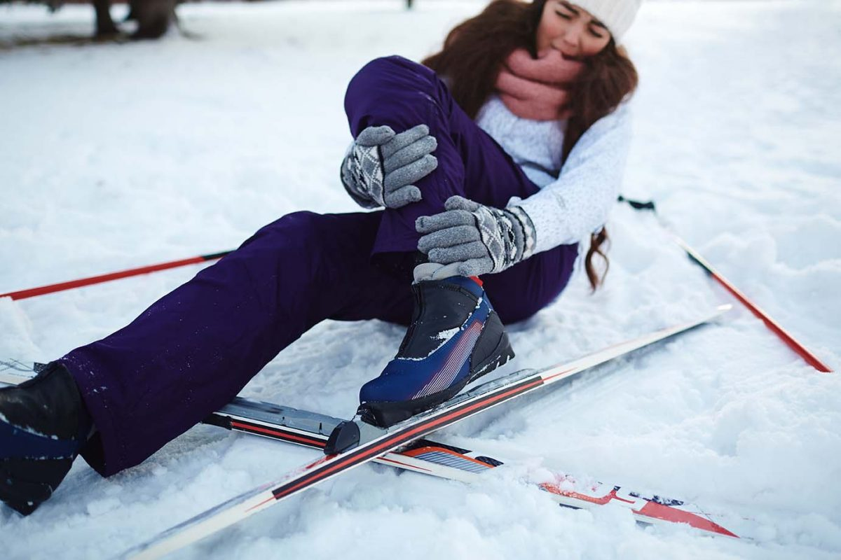 Ski Accident: Causes, Treatment, And Recovery