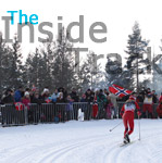 The Inside Track Headshot